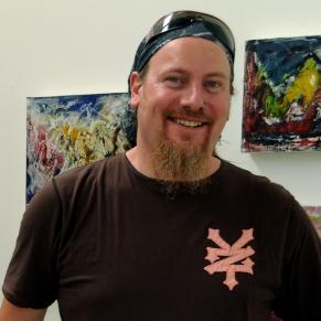 Jono Retallick Artist and Facilitator
