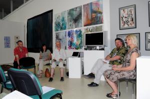 Artists Seminar 1